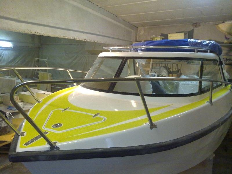 производство моторных лодок в северодвинске